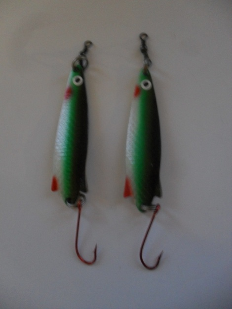 Green eyed monster lures 10 gm