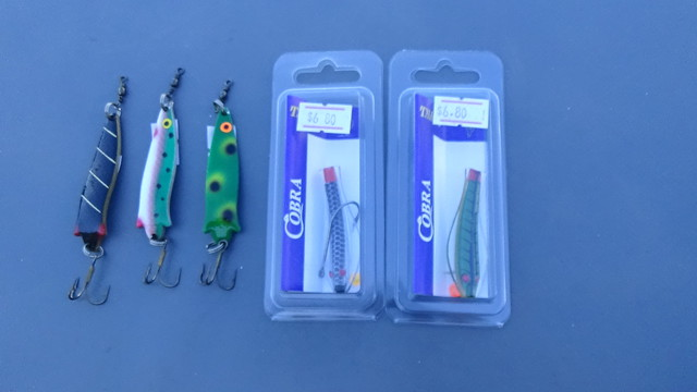 South Island Trout Trolling Pack