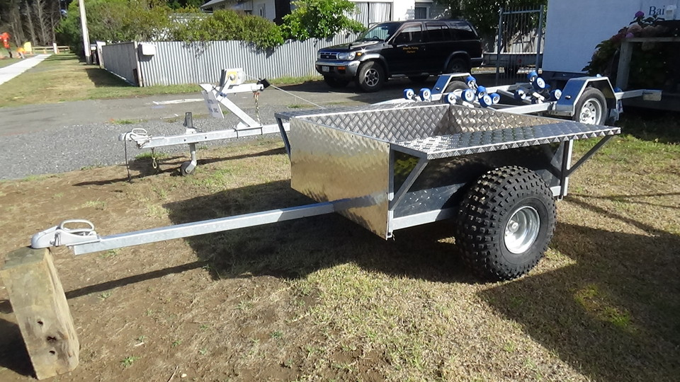 Farm /Quad bike trailer